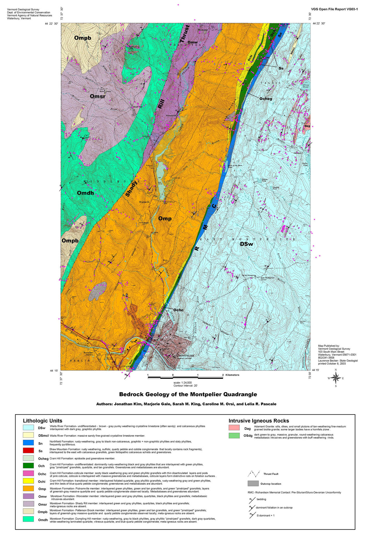 Geologic Map Of Europe.Free Online Geology Curriculum Chapter 8 Geologic Time And