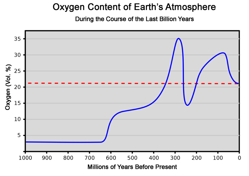 the history of oxygen It's hard to keep oxygen molecules around, despite the fact that it's the third-most abundant element in the universe, forged in the superhot, superdense core of stars that's because oxygen wants.